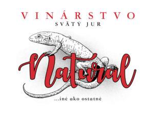 etiketa Natural